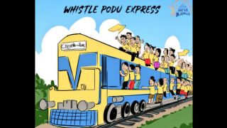 CSK to take over railway bookings from IRCTC?