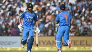 Yuvraj Singh and MS Dhoni: A brief look at one of India's most successful ODI partnerships