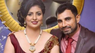 Mohammed Shami's wife to take husband to court